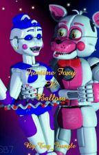 Funtime Foxy X Ballora by EnnardXBaby