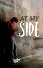 At My Side // BTS Kim Taehyung Fanfic  by taetae_rin