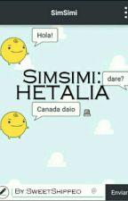 Simsimi: HETALIA by SweetShippeo