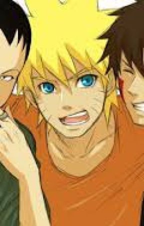 Our Masks (A Naruto FanFiction) by ava_p15