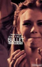 Bullet || Buffy The Vampire Slayer by -Huckleberry