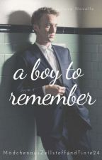 A Boy to Remember by ZellstoffundTinte21