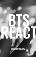 BTS Reaction by taerotic