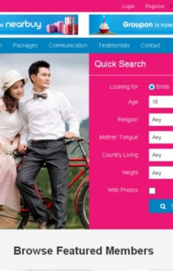 Dating website php open source