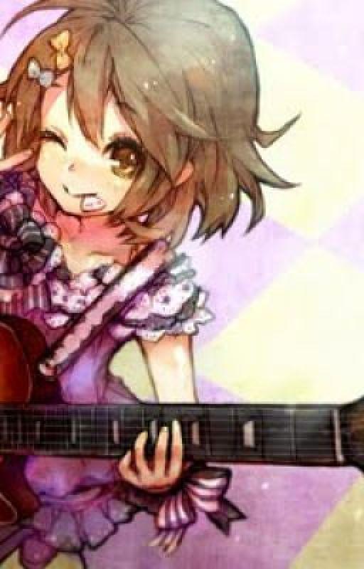 Guitar Crush by azusa_nakano