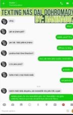 Texting nás dal dohromady|Texting|Niall Horan|w/Sokkyna(pozastaveno) by Hannnahh221