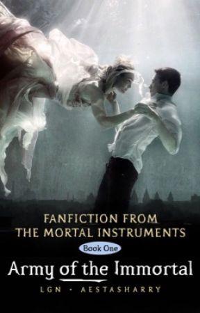 Army Of The Immortal // Sebastian Morganstern by aestasharry