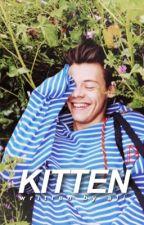 kitten ⇝ larry✍ by saintliam