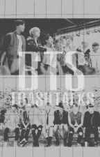 BTS TRASHTALKS #1 by keropiikatches