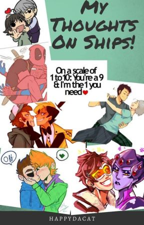 My Thoughts on Ships! by GingerSnappies