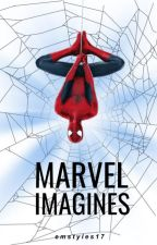 MARVEL IMAGINES by emstyles17
