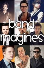 Band Imagines by brendon_trash_101