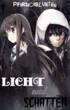 Licht und Schatten [Tokyo Ghoul FF/ Ayato x OC] by pfirsichblueten