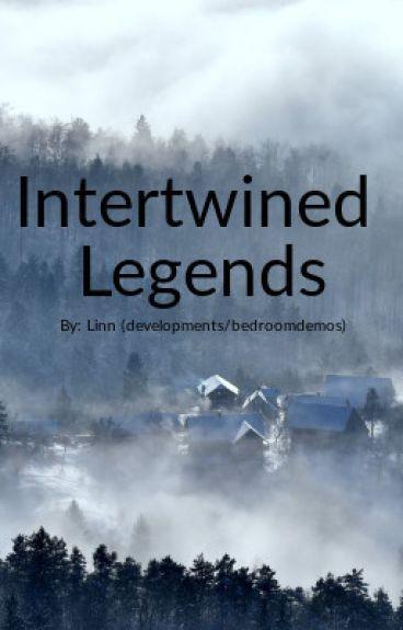 Intertwined Legends (Zutara)