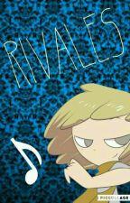 ~Rivales~[Golden Freddy Y Tu][Temporada 1][Terminada] by Chami_Dixon