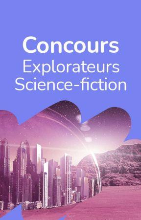Explorateurs - Concours SciFi by ScienceFictionFr