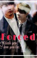 Forced(Jungkook X Reader X Taehyung) by jasperskaikru