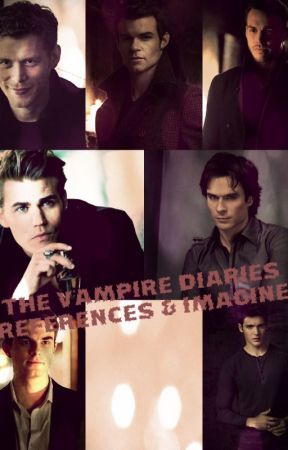 The Vampire Diaries Preferences & Imagines by Gerlithequeen