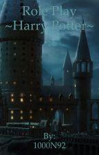 Role Play ~Harry Potter~ by MileneMdvl