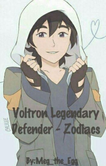 Voltron Legendary Defender - Zodiacs