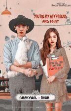 """""""Ты мой парень и точка!"""" by girlfriend_Channi"""