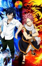 A Fight Between Fire And Ice : A Natsu X Reader X Gray Love Story! by QueenOfNekoWriters