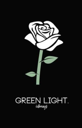 2 | GREEN LIGHT. [SPENCER REID] by idkmags