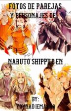 Fotos de Parejas y Personajes  de Naruto Shippuden by YoYNadieMas100