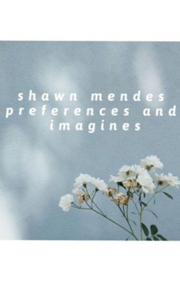 Shawn Mendes Imagines And Preferences