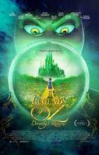 Legends of Oz x reader by CrystalStarsong
