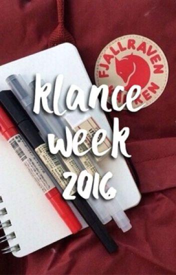 klance week 2016