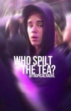 who spilt the tea?- celeb gc by tropicalrauhl