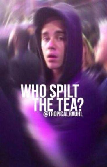 who spilt the tea?- celeb gc