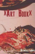 × My Art Book × by imreallyasiren
