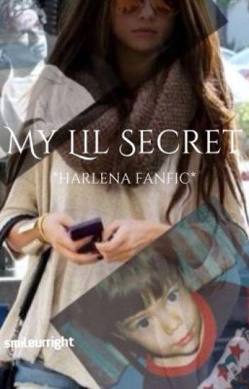 My Lil secret *Harlena Fanfic*