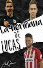 La Hermana De Lucas (Yannick Carrasco) by amilgriezmann22