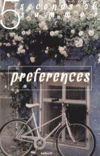 5SOS preferences by sadlycth