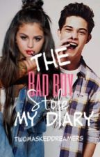 The Bad Boy Stole My Diary by TwoMaskedDreamers