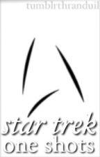 Star Trek One Shots by slippedcarat