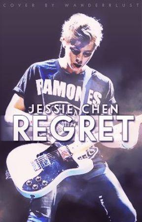 Regret - Luke Hemmings by infiinity_
