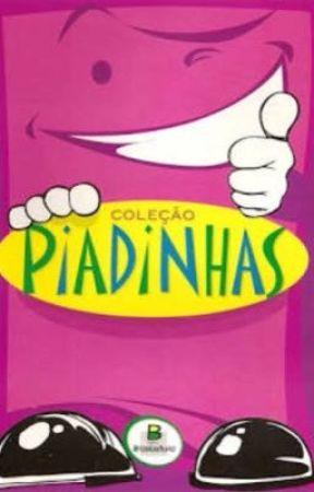 COLEÇÃO PIADINHAS 4!!! by LaurinhaLBM