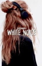 WHITE NOISE ⊳ STRANGER THINGS by scottsummers-