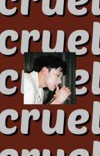 Cruel Bet 〽 Ten by kkxebsong