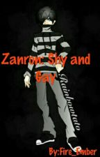 ZanRon: Shy and Gay by Fire_Ember