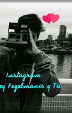 Instagram Un Amor x Fotos《Corey Fogelmanis Y Tú》 by SNiaKawaiiOF