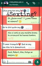 ¿Sexting? ||Austin Mahone|| by TheDramaQueen_
