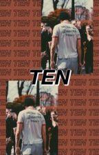 ten ↷ cashton [complete] by ljlacskj
