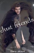 just friends by shhstaystrong