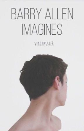 Imagines || Allen by FangirlScudd