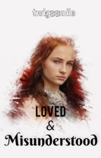 Loved & Misunderstood (HP) {Book 1 of the Wild & Free Series} by twigssmile